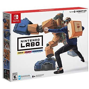 Nintendo Labo Robot Kit(READY STOCK)
