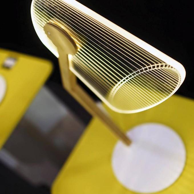 3D LED Table Lamps ZIGGI