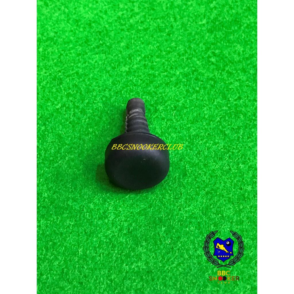 1 x 13 mm Cannon blue velvet tip for snooker pool cue