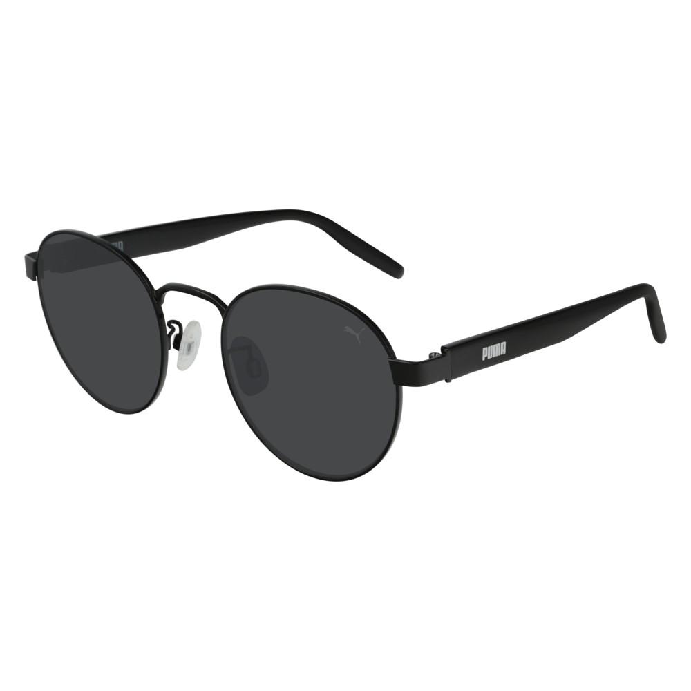 Puma Sunglasses Model PU0224S-001 Black-Black-Smoke