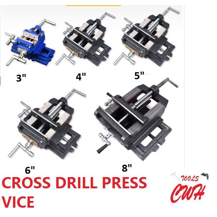 "DRILL PRESS VICE 5/"""