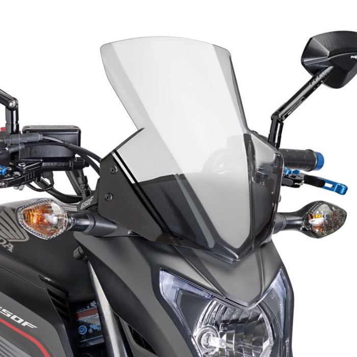 Windshield Windscreen Wind Shield Protector for 2014-2017 Honda CB650F 2016 2015