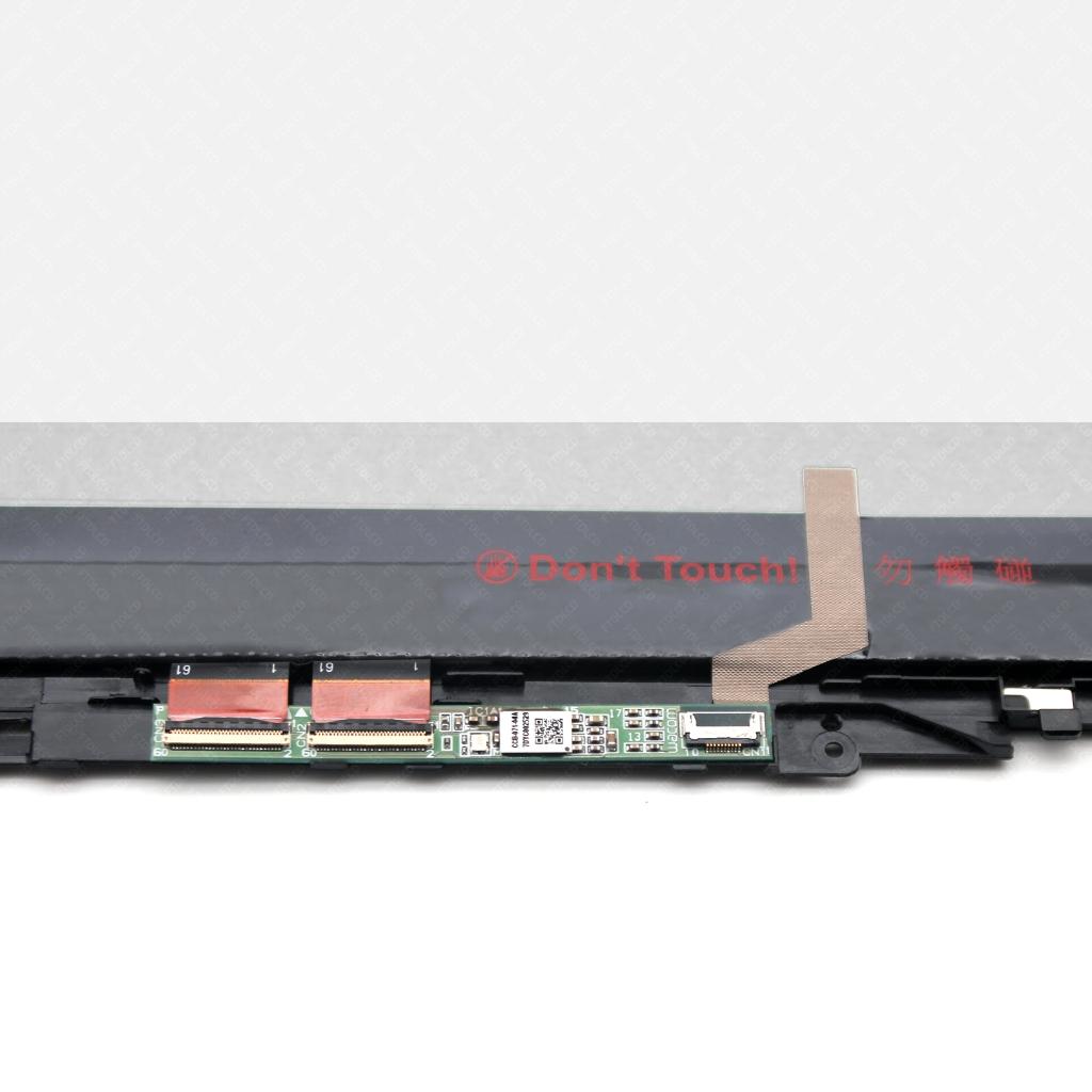 B156HAN02.1 IPS LED LCD TouchScreen Assembly For Lenovo ideapad flex 5-1570 80XB