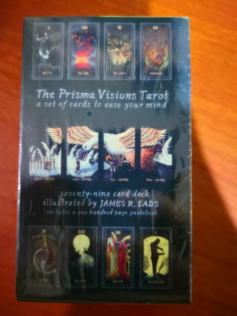 Light Visions Tarot First Edition