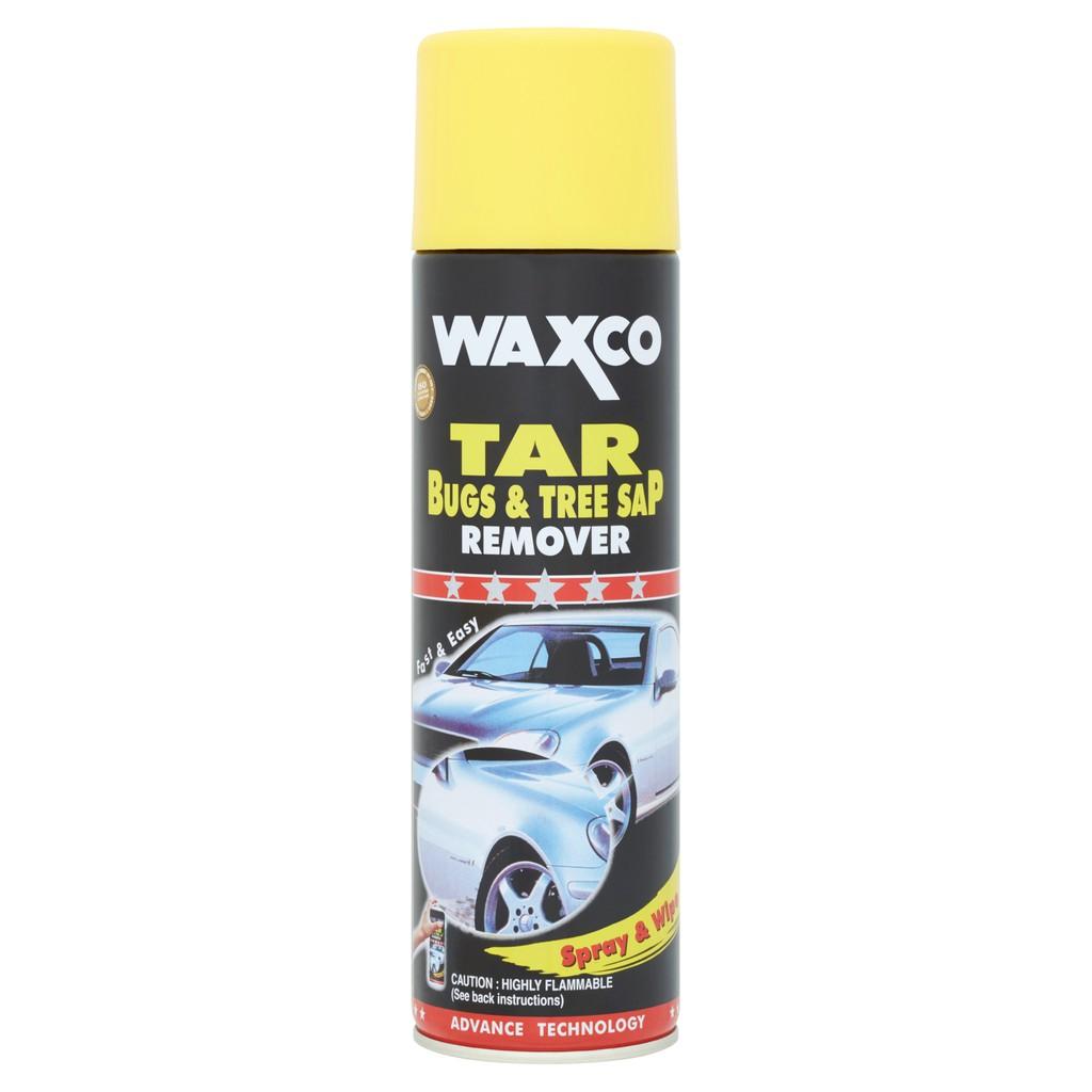 Waxco Tar Bugs & Tree Sap Remover (550ml)
