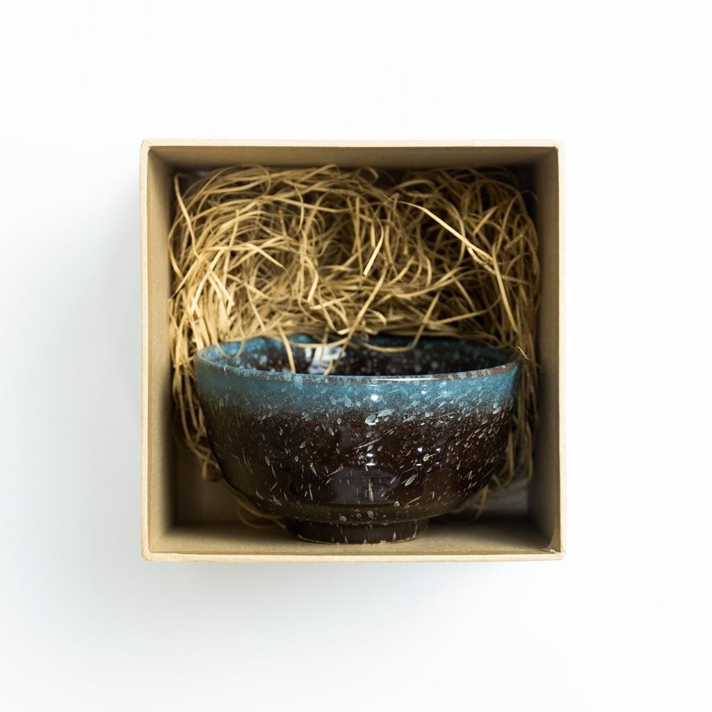10-11cm Quaint blue Japanese style ceramic bowl Decoration Ceramic Porcelain Bowl Soup Bowl 日式陶瓷碗