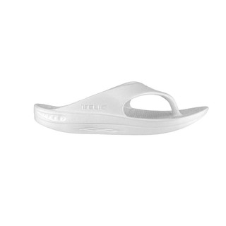 ab84c8aee6e9 ... TELIC T100-02 white Flip Flop After Sport Sandal Arch Support Women  Unisex. like  0
