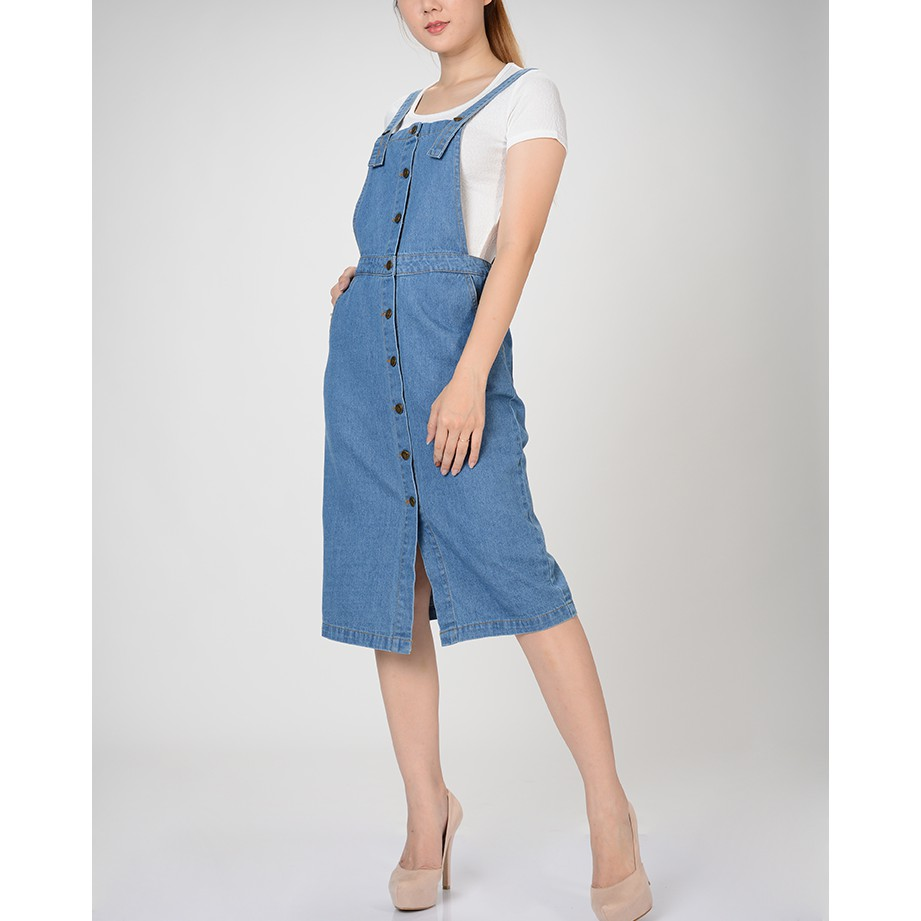 f435643e7b denim jumpsuit - Playsuits   Jumpsuits Prices and Promotions - Women s  Clothing Feb 2019