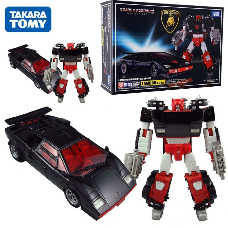 Masterpiece MP20 Wheeljack Action Figure 14CM Toy New in Box