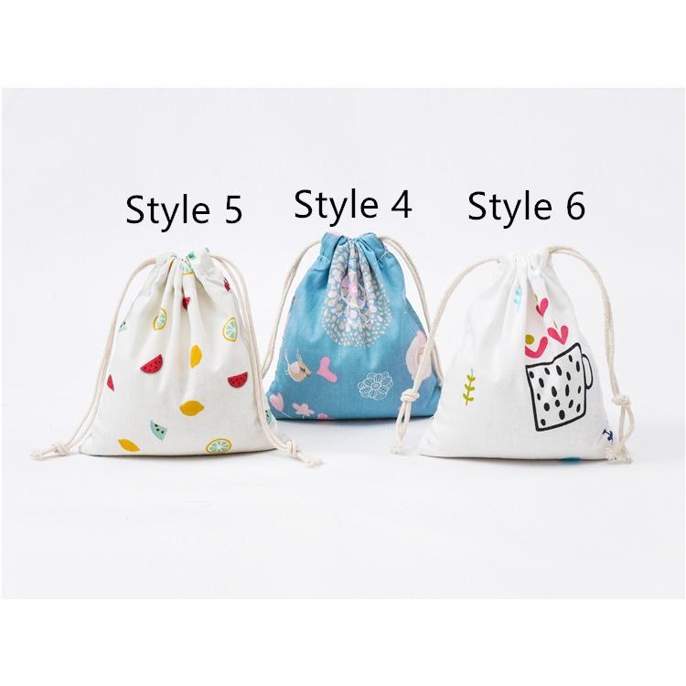 18cd8390e941 Fashion Travel Drawstring Bags Women Makeup Bag Cloth Sock Organizer Storage