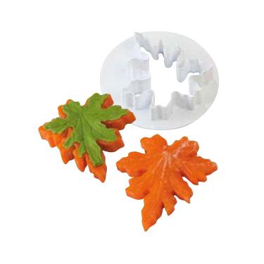 Martellato, Cake Art Cutter, Ivy Leaf 010, 3 pcs