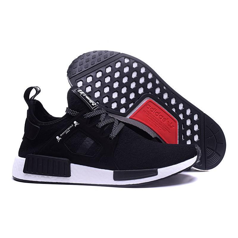 100% authentic db9f6 ece37 Adidas X Mastermind Japan NMD XR1 Black
