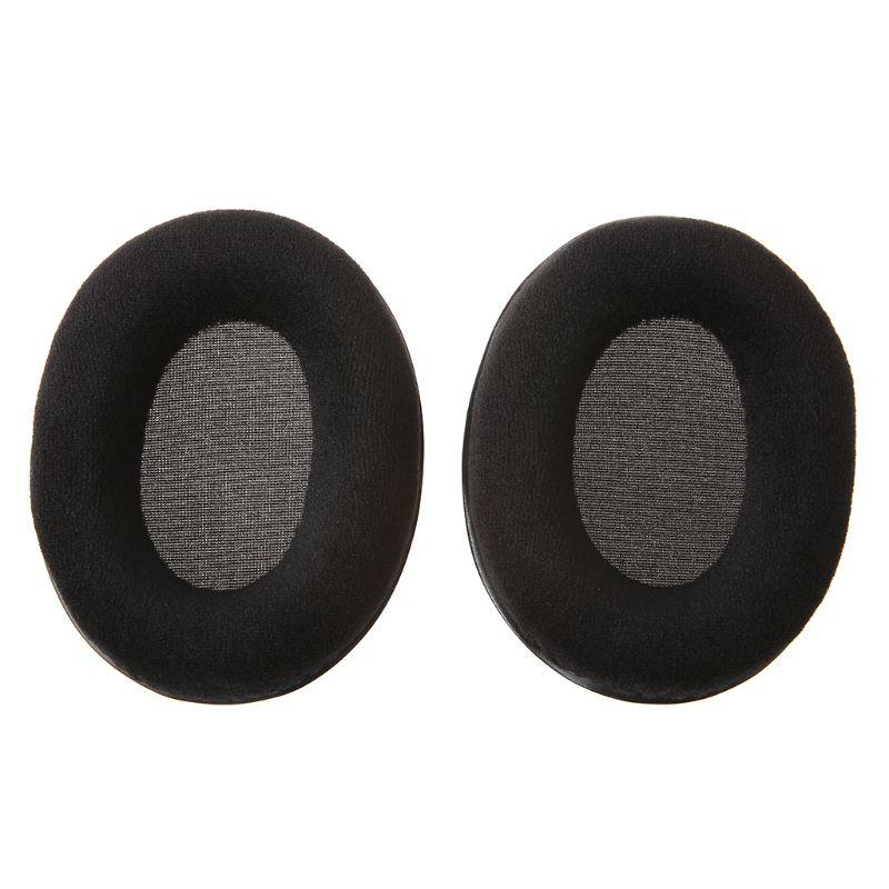 1Pair Headphone Earpad Ear Pads Protein Foam Earbuds for Kingston KHX-HSCC-BK-FR