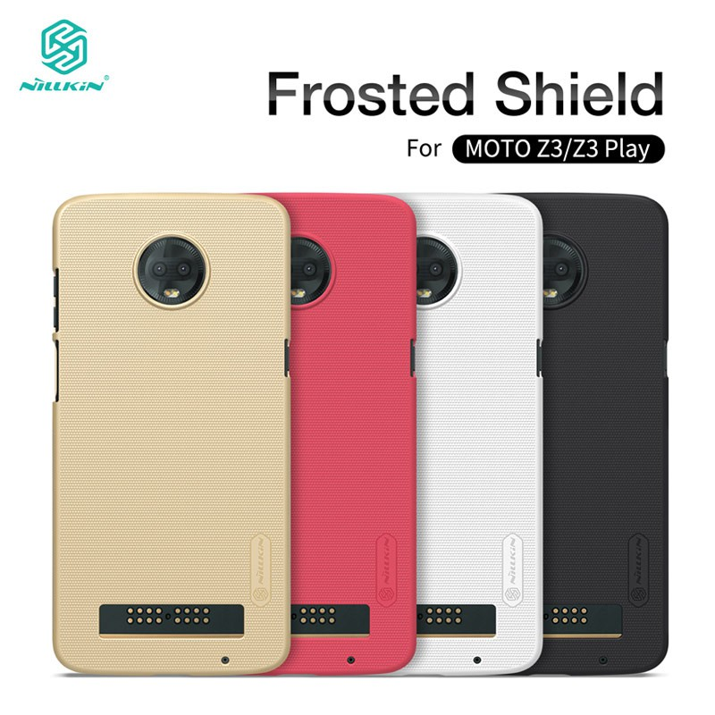 LG G7 ThinQ Case Casing Nillkin Frosted Shield PC Hard Back Cover | Shopee Malaysia