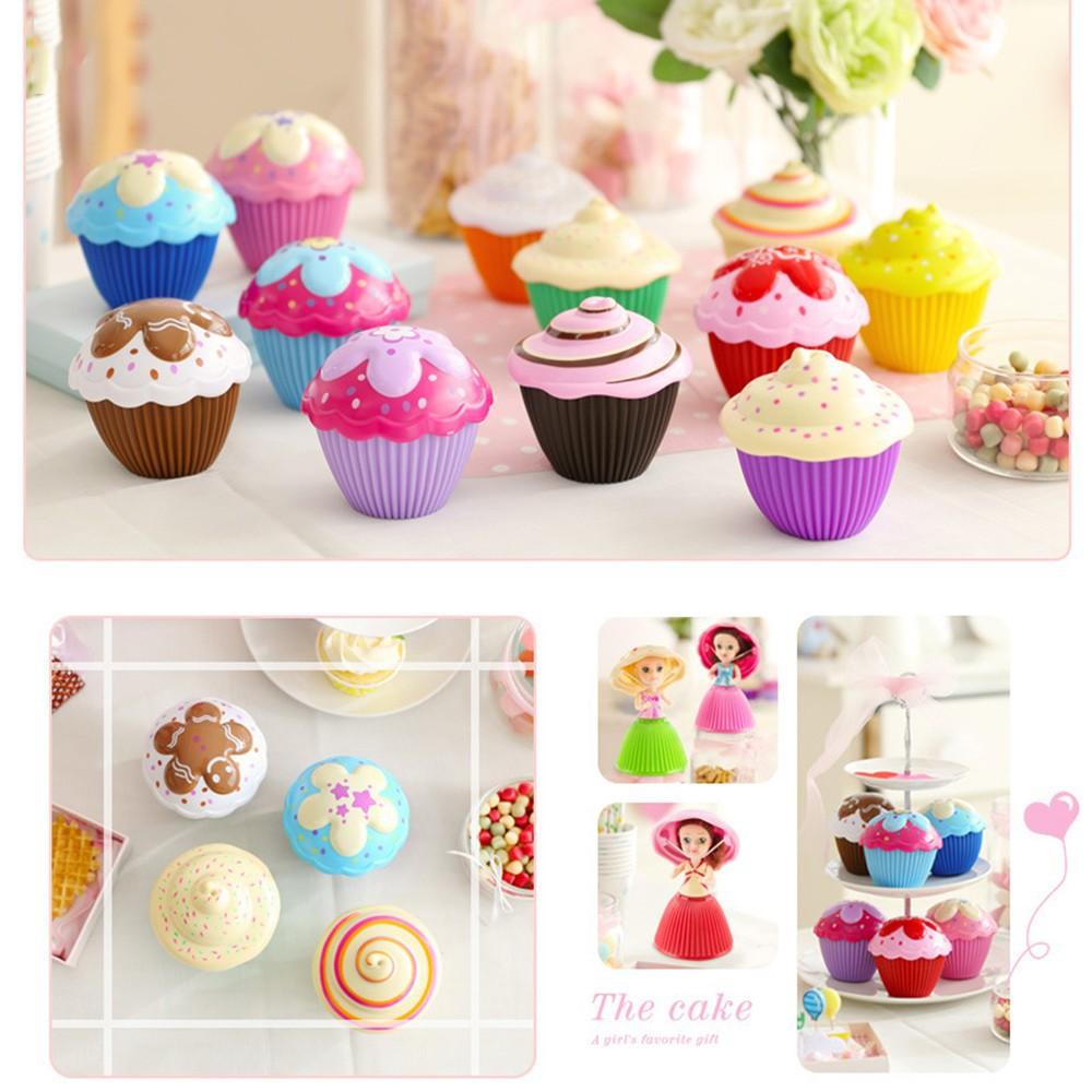 Phenomenal Cute Cake Doll Toys Birthday Present For Girls Shopee Malaysia Funny Birthday Cards Online Drosicarndamsfinfo