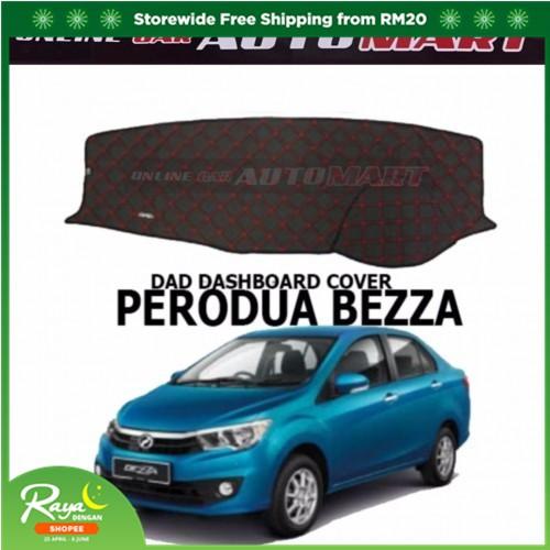 DAD Non Slip Dashboard Cover - Perodua Bezza