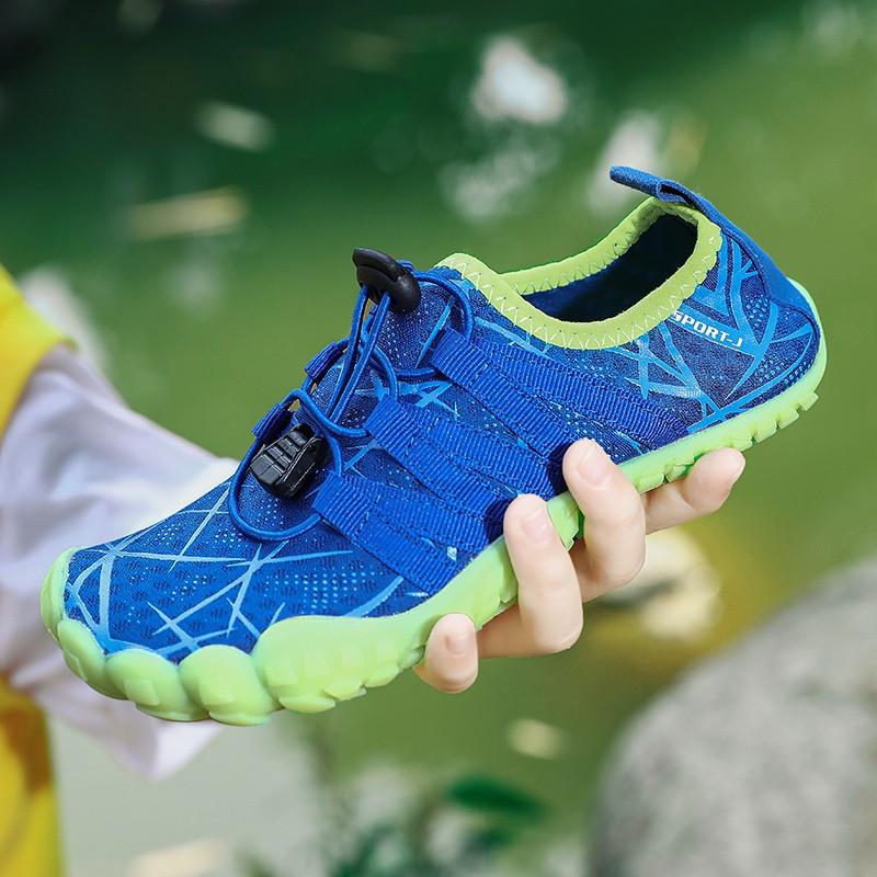 Boys Girls Outdoor Hiking Shoes Kids Outdoor Sport Shoes Water shoes  Women/Child Waterproof Shoes Network Soft Sneakers Kasut Kanak Kasut  mendaki   Shopee Malaysia