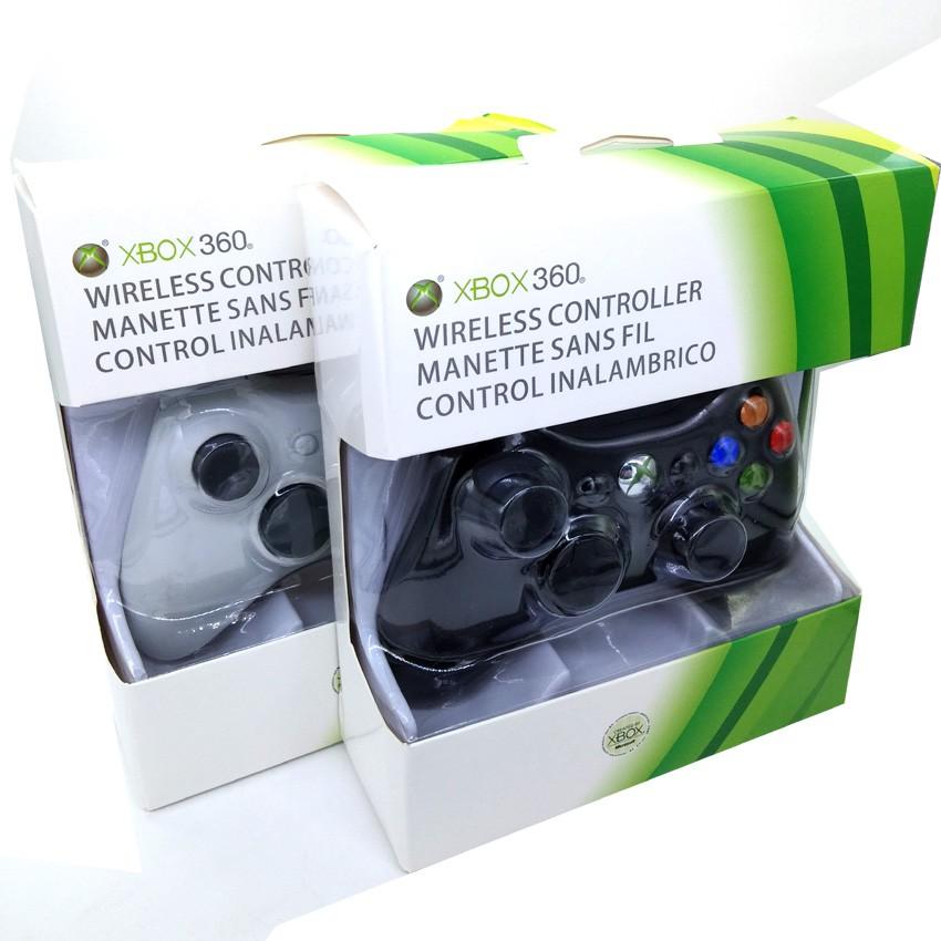 Xbox 360 Wireless Controller for Windows & Xbox 360 Console