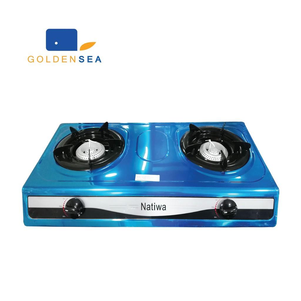 Xma Double Burner Gl Stove Dapur Gas Kaca 2 Tungku Sho Malaysia