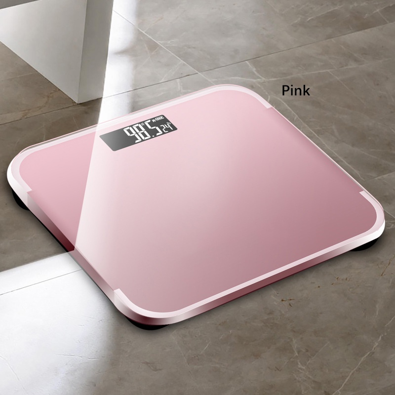 GDeal LED Multifunctional Modern House Use Digital Scale All Age Suitable Digital Weight Scale