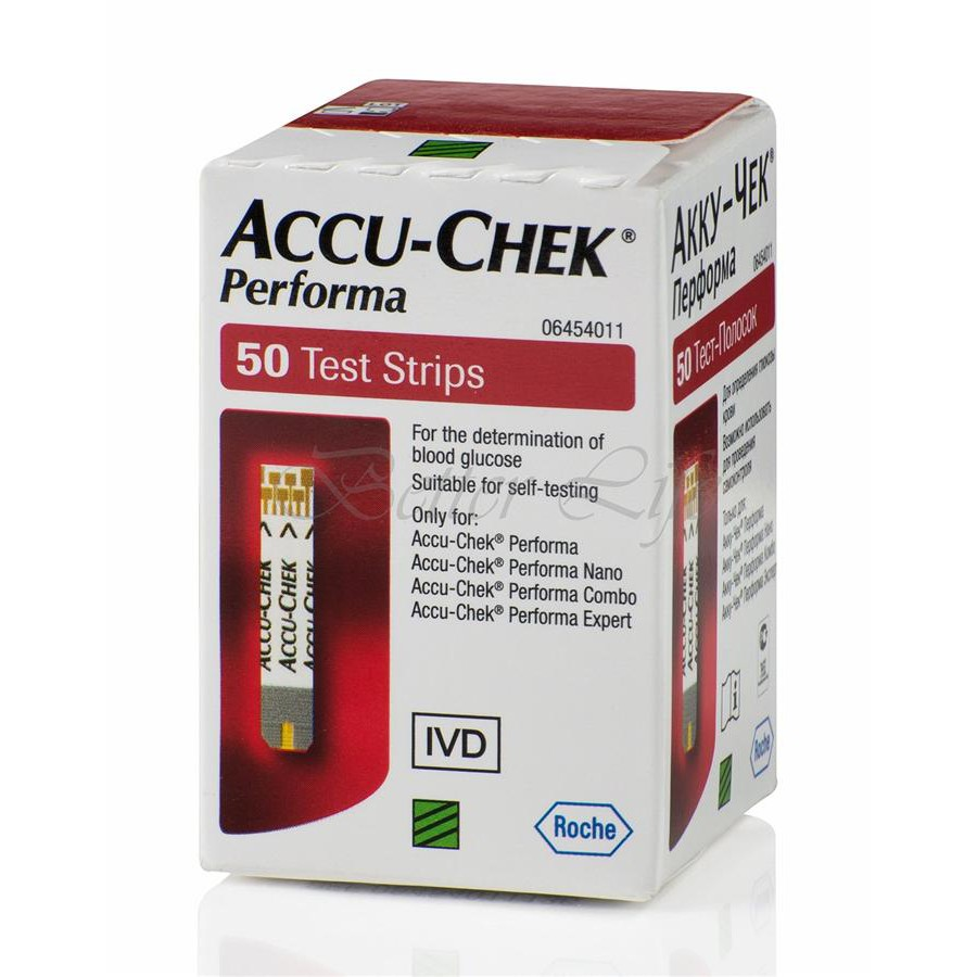 Accu Chek Active Test Strips 25sx2box Shopee Malaysia Strip