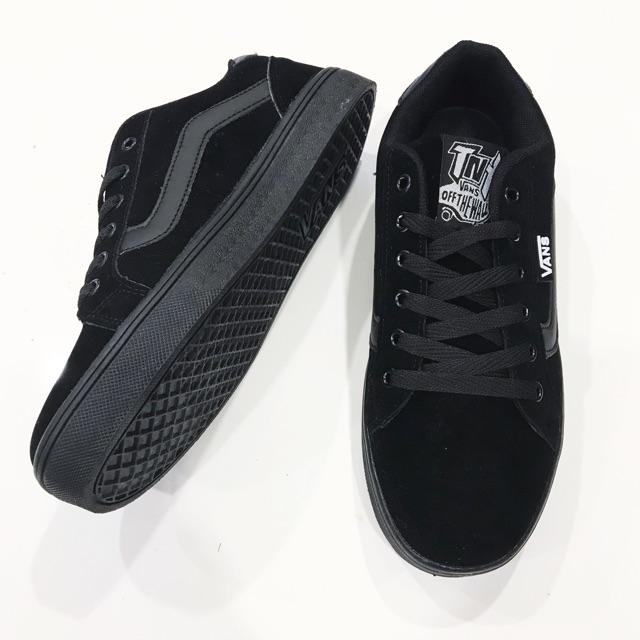 c94d1f1bf6a2 Vans Tnt All Black High Cut