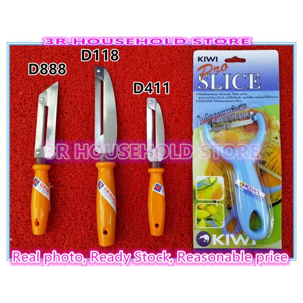Original Thailand Peeler pisau buang kulit buah/pisau potong kulit buah  MADE IN THAILAND