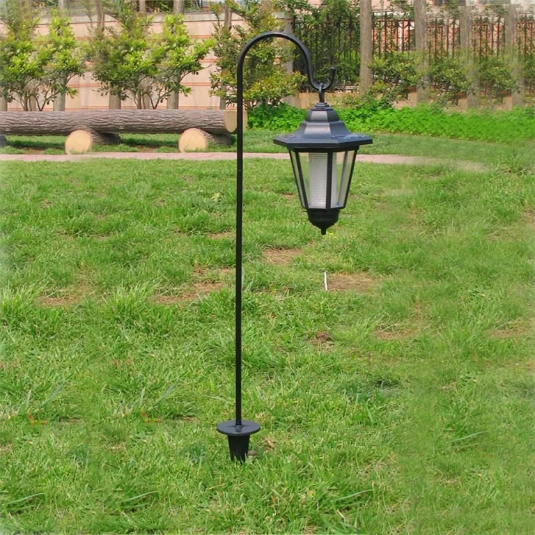 [ READY STOCK ]  Garden Hanger Hook Hang Plant Iron Wedding Bird Feeder Solar Light Garden Jualan Murah Lampu Pelita Raya