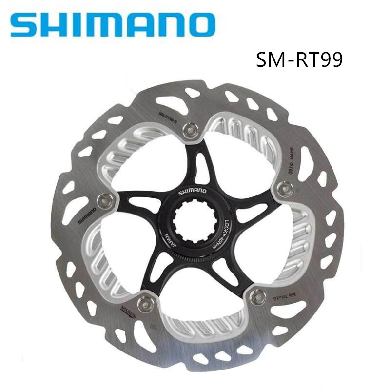 32b329800bd ProductImage. ProductImage. Shimano Saint/XTR RT99A 160mm RT99 Ice-Tech  Centerlock IceTech Disc Brake Rotor
