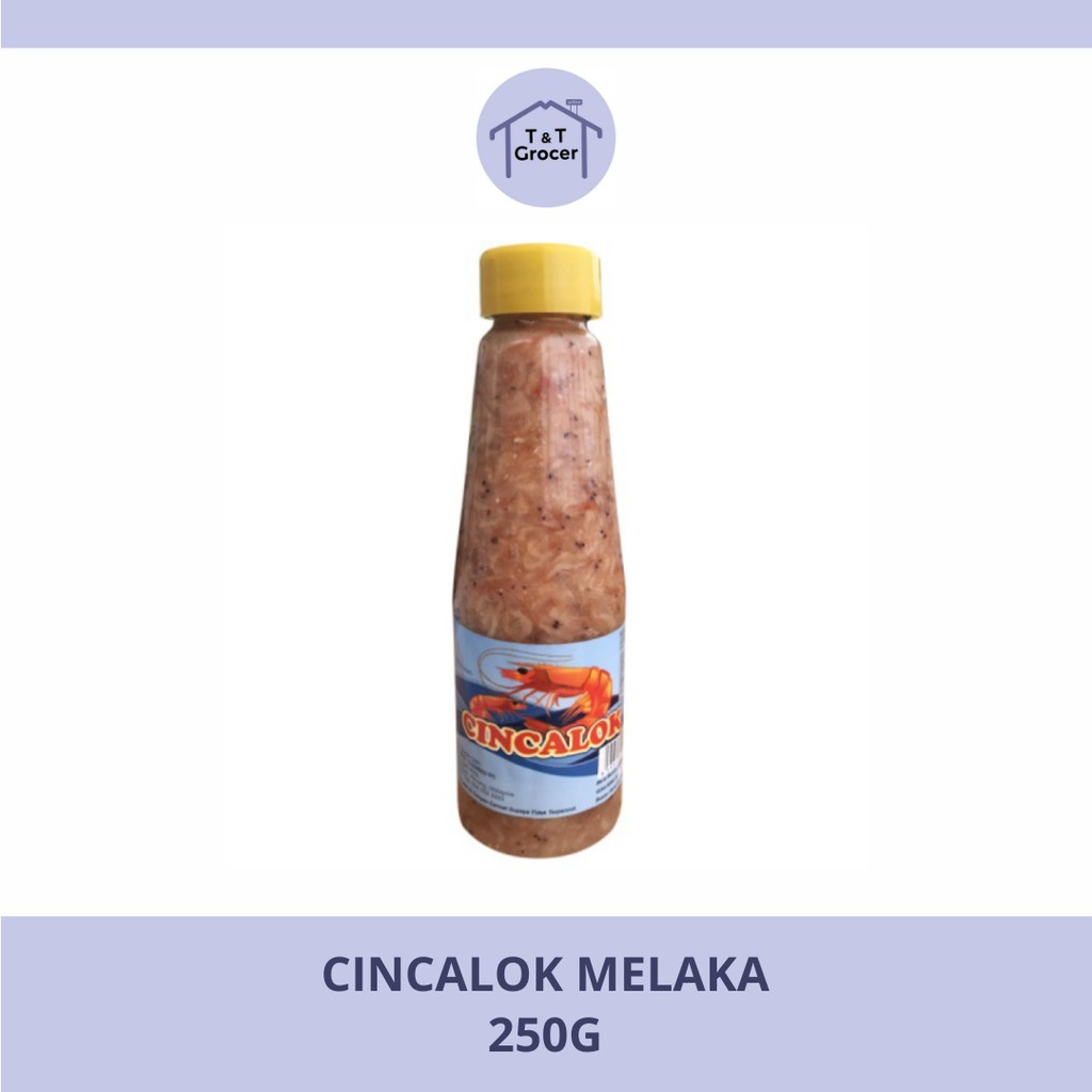 Cincalok Melaka (250g)