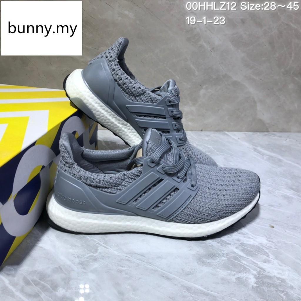 low priced 91b9a b4a07 Ready Stock Adidas Ultra Boost 4.0 LTD women men kid children running shoe  28-45