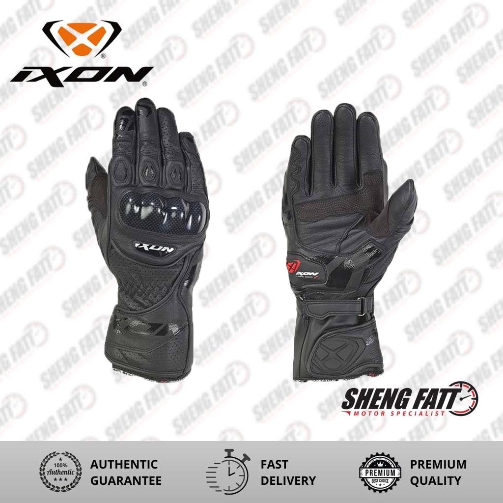 Ixon RS Circuit 2 Gloves Riding Gear (Black M)