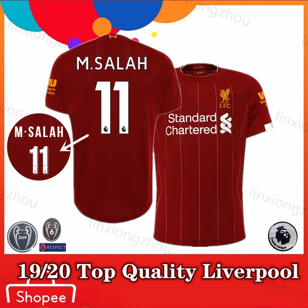 new style 05bf8 5147a 19/20 Top Qualtiy Liverpool Football Jersey Soccer Jersey Grade: AAA