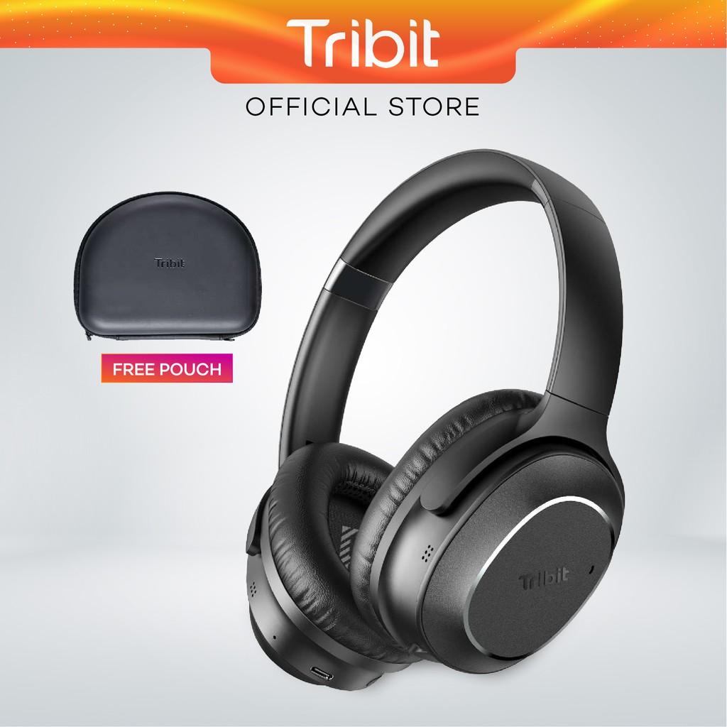 Tribit QuietPlus 72 Tribit - ANC Bluetooth Headphones 30 Hours Play Time Bluetooth 5.0
