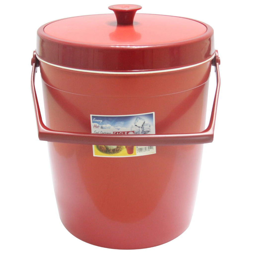 Eagle Plastic Ice Container Rice Bucket Ice Bucket 6 Litre Shopee Malaysia