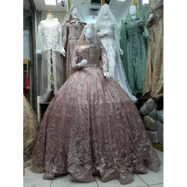 Wedding Gown Malaysia: Exclusive Wedding Gown