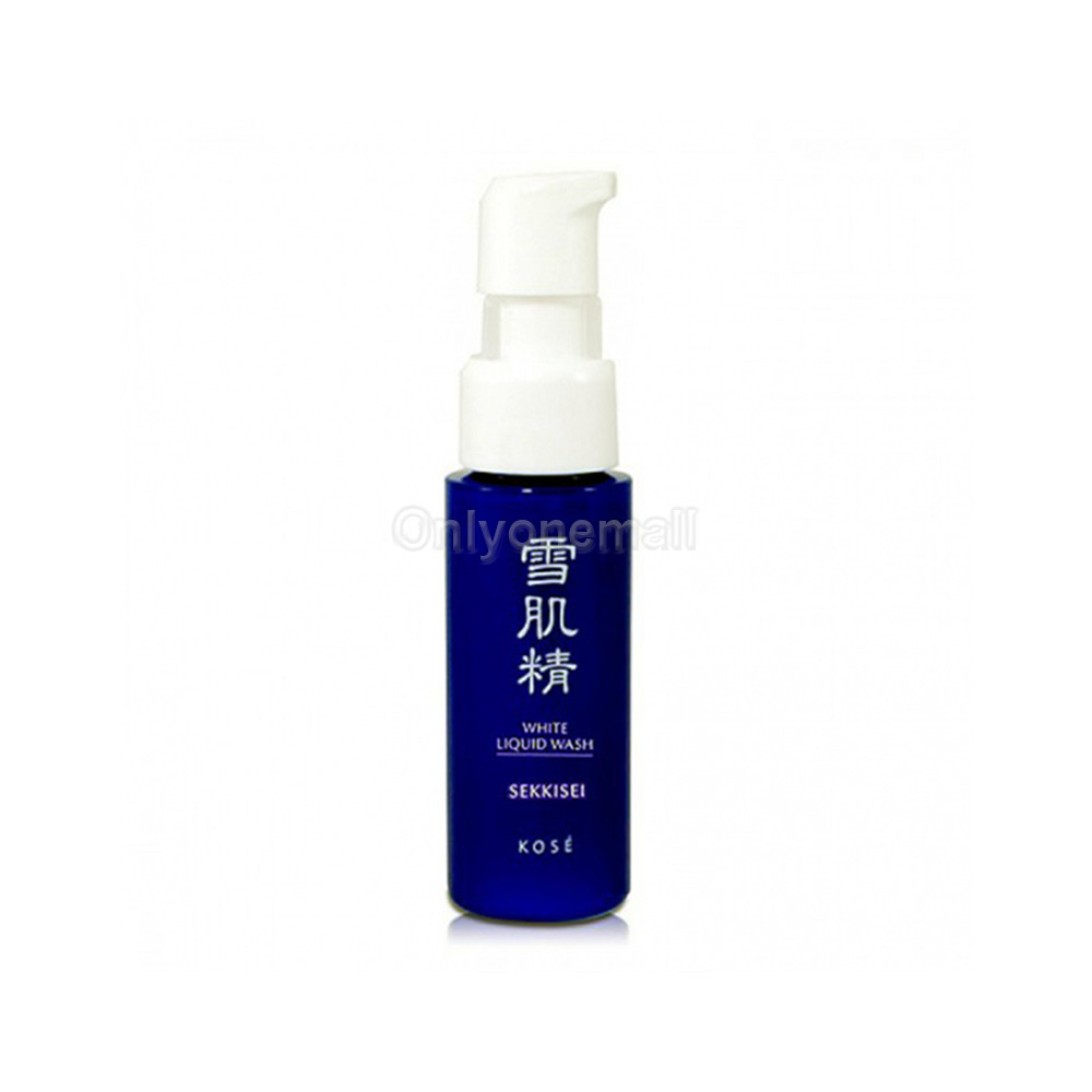 Kose SEKKISEI White Liquid Wash 20ml