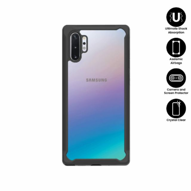 X.ONE Dropguard 2.0+ Impact Protection Case Galaxy Note 10 & Note 10 Plus Xone