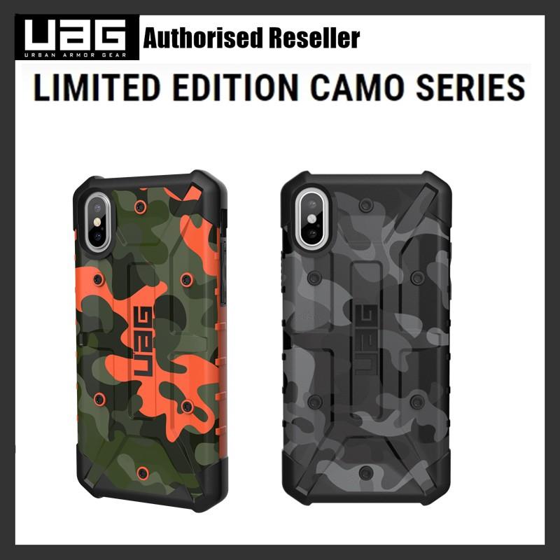 brand new 53f01 9edab Original UAG Urban Armor Gear Hunter Camo Limited iPhone X Xs Pathfinder  case