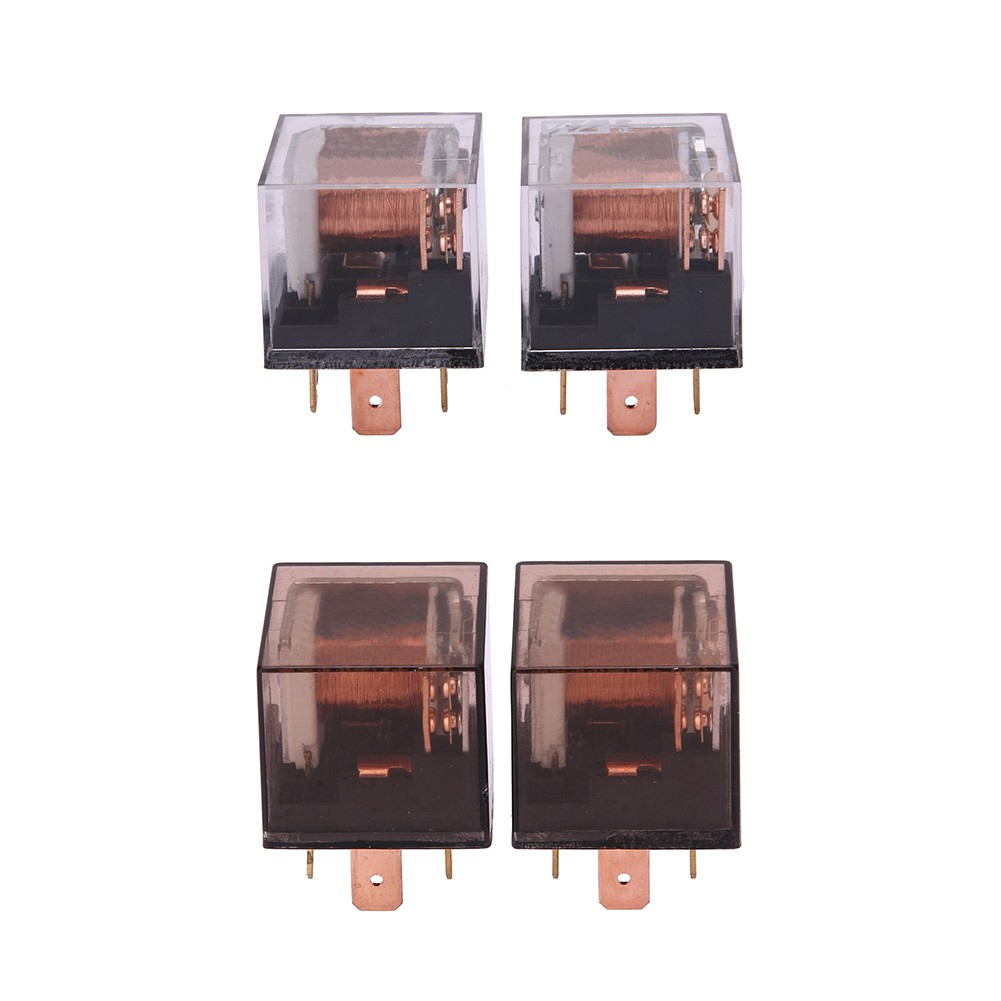 12v Relay 5 Pin Car Truck Automotive 80 Amp Spdt Change Over Micro 20 Shopee Malaysia