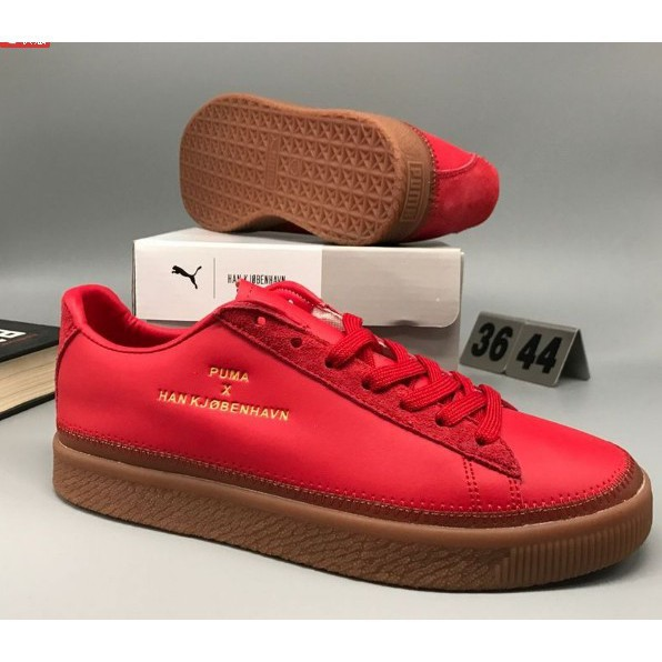 9e4275e3ccf5 authentic Puma Clyde Pride Sneakers