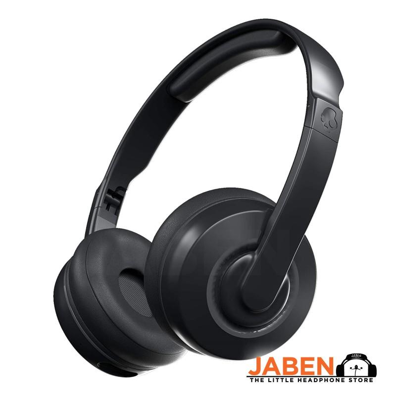 Skullcandy Cassette Wireless Street Smart 22 Hours Aux Mode Lightweight Comfort Closed Back On-Ear Headphones [Jaben]