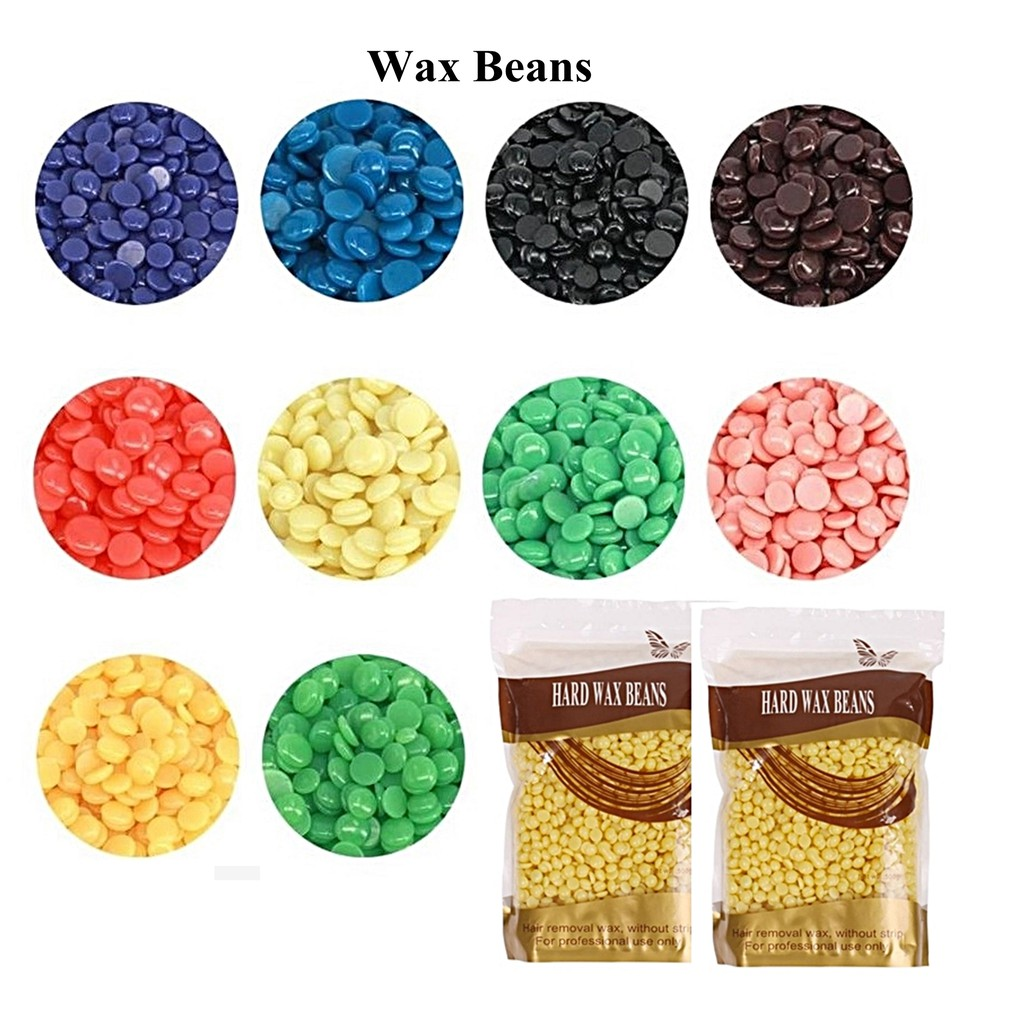 Hard Wax Bean 300g Hair Removal No Strip Depilatory Shopee Malaysia