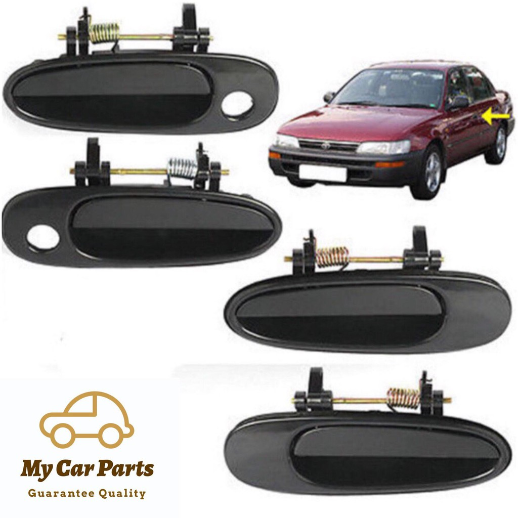 Toyota Corolla AE100 EE100 AE101 93 Black Outer Handle