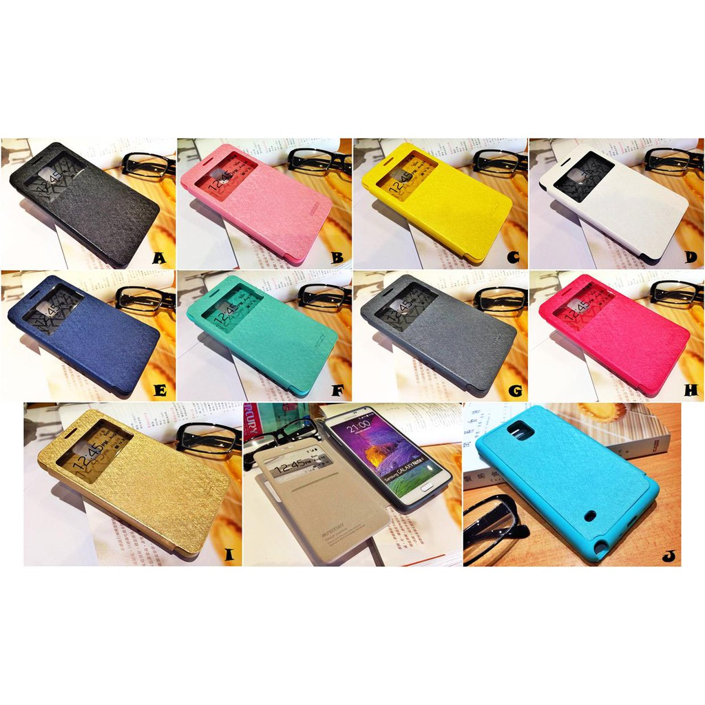 Samsung Note 2 Mercury Canvas Jeans Fancy Diary Case Cover Free Goospery Galaxy J2 Green Shopee Malaysia