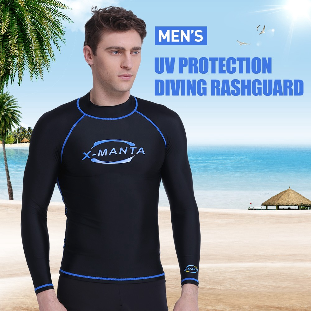d8191d96e8871 swim shirt - Sports Wear Prices and Promotions - Men Clothes Apr 2019 |  Shopee Malaysia