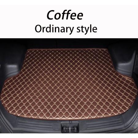 Car Boot Pad Carpet Cargo Mat Trunk Liner Tray Floor Mat For BMW X1 2009-2019