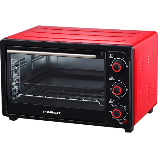 Faber Electric Oven 26L FEO R26 BK