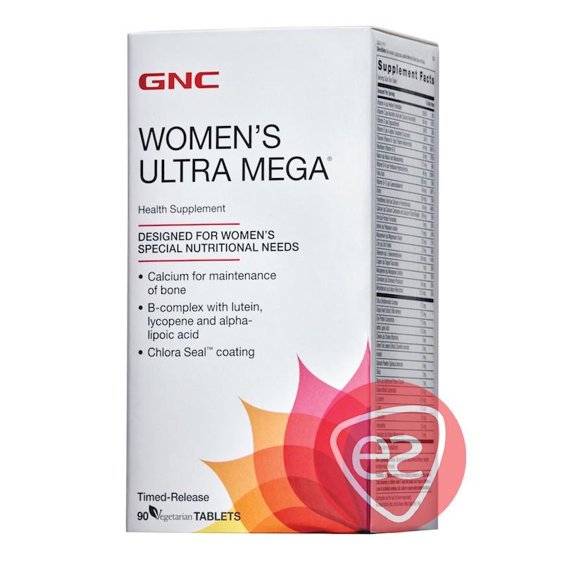 women s ultra mega gnc reviews