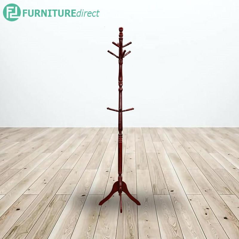 COAT HANGER DARK CHOCOLATE / coat stand / hanging rack / hanger / coat men / coat women
